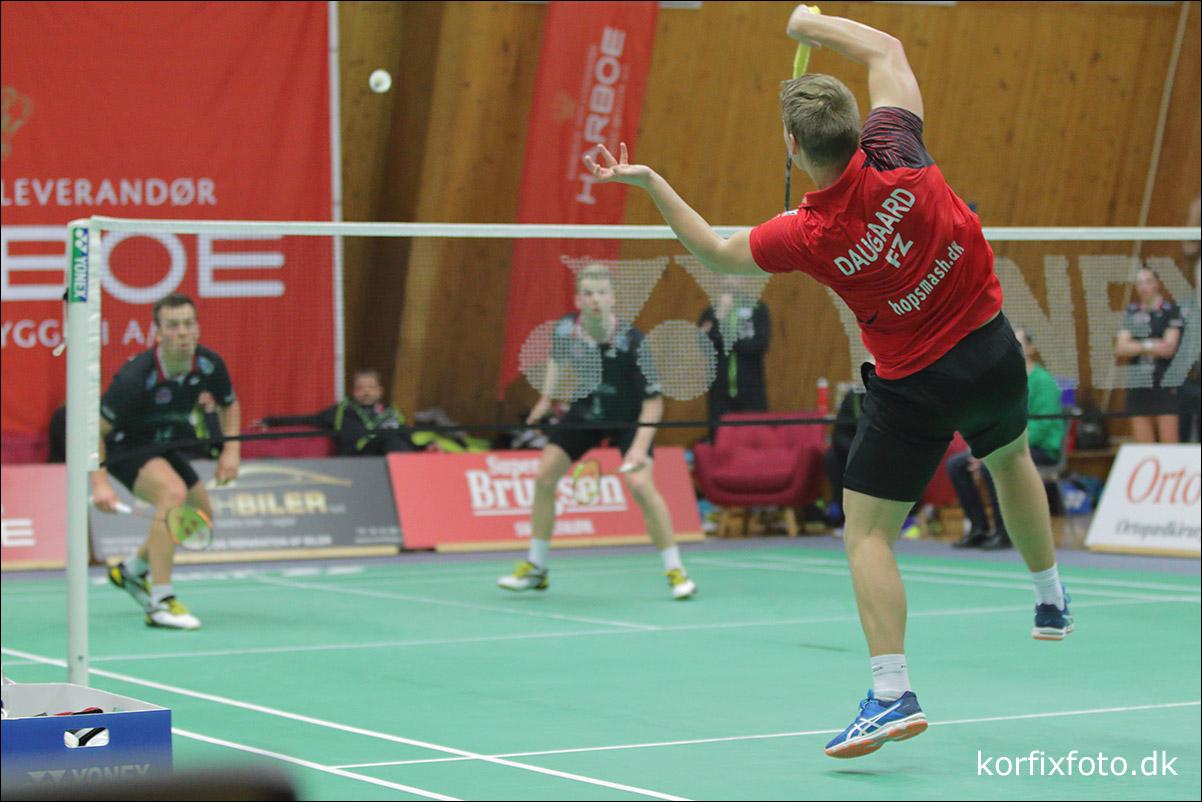 Badmintonligaen